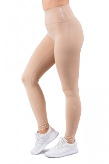 GALSARI LEGGINGS BASIC CREAM
