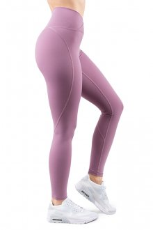 GALSARI LEGGINGS PERFORMANCE PURPLE DOVE