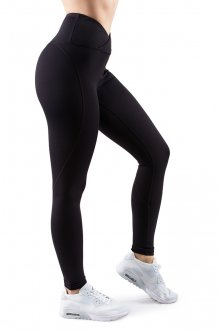 GALSARI LEGGINGS PERFORMANCE BLACK