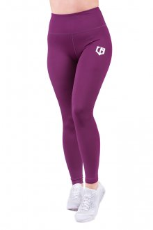 GALSARI LEGGINGS ICONIC BURGUNDY PURPLE